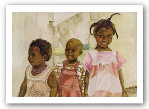 """Children of Senegal"" - Betty Biggs"