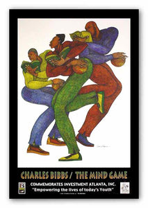"""The Mind Game"" - Charles Bibbs"