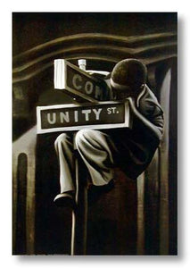 """Unity In The Community"" - Bryan Collier"