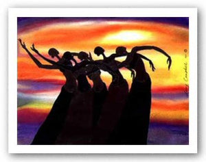 """Sun Dancers - Limited Edition"" - Leroy Campbell"