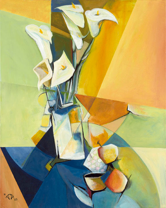 Still Life w/ Calla Lilllies - Anthony Armstrong