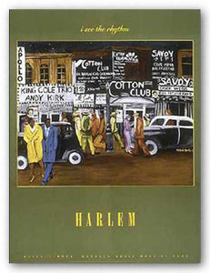 """Harlem"" - Michele Wood"
