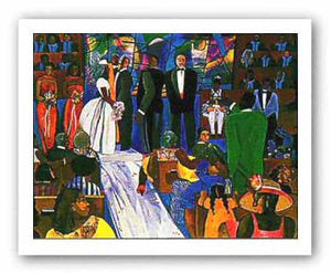 """The Objection - Serigraph"" - Gigi Boldon"
