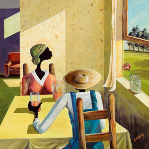 A New Day - Elginia McCrary