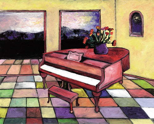 The Piano By: JD Wild