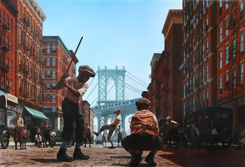 Stick Ball - Kadir Nelson