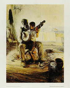 The Banjo Lesson - Henry Tanner