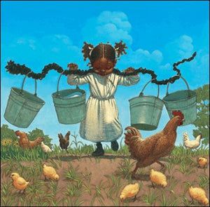 Buckets and Chickens
