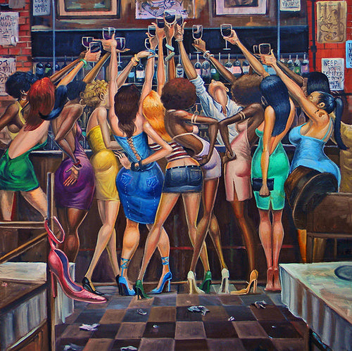 Ladies Night - Frank Morrison