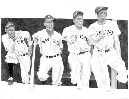 Legends of the Game: Negro League Black Yankees