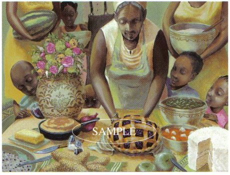 Mama's Table - John Holyfield