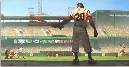 Mighty Josh - Kadir Nelson