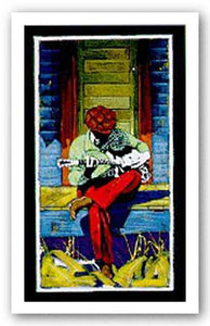 """Blues Guy"" - H. Chris Porter"
