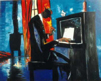 Piano Player 2 - William Tolliver