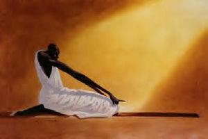 Prayer by Kadir Nelson