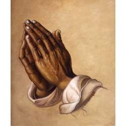 Praying Hands Hullis Marvuk