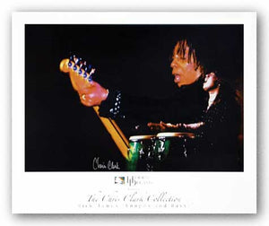 Rick James (Bongos & Bass) - Chris Clark