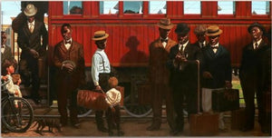 Rube and the Gaints - Kadir Nelson