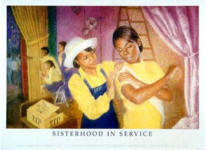 Sisterhood In Service