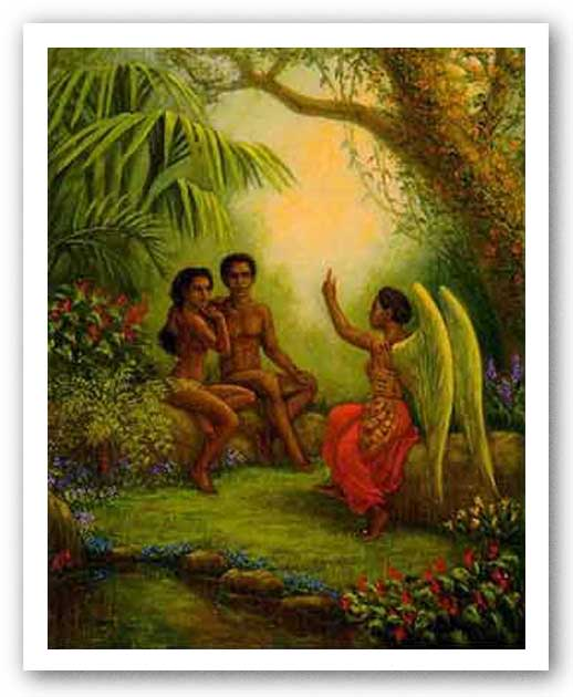 Adam and Eve - Limited Edition