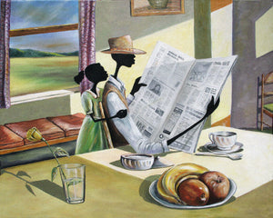 Sunday Morning - Elgina McCrary