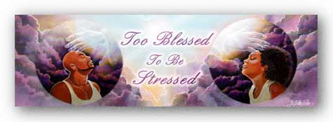 To Bless To Be Stressed - Lester Kern