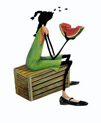 Watermelon Girl ll