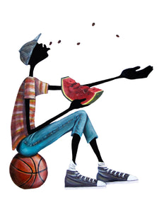 Watermelon Boy - Elginia McCrary