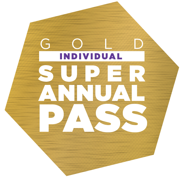 SuperAnnualPass Gold