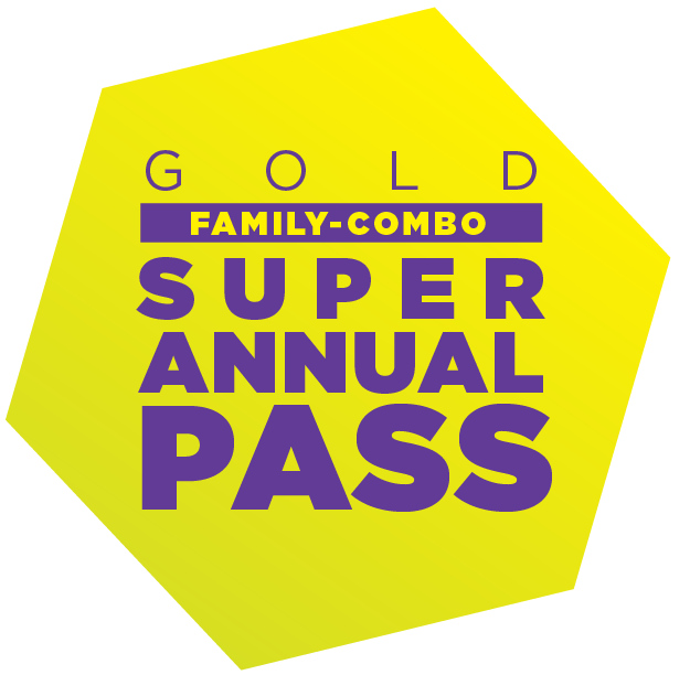 Family Combo - SuperAnnualPass Gold