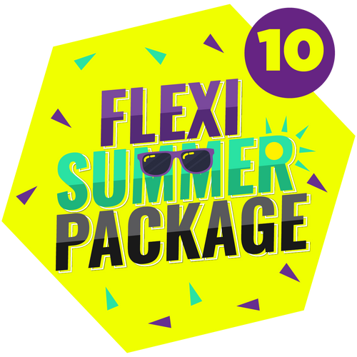 Flexi Summer Package (10 Tickets)