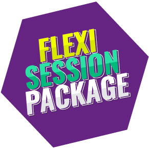 (Entry-pass redemption) Flexi Session Package