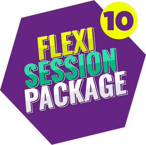 Flexi Session Package (10 Tickets)