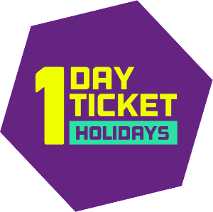 One Day Ticket (Holidays)