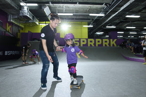 SuperDayCamp (Urban Sports Summer Camp- Skateboard)