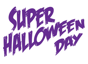 SuperHalloween Buy 1 Get 1 Free Offer