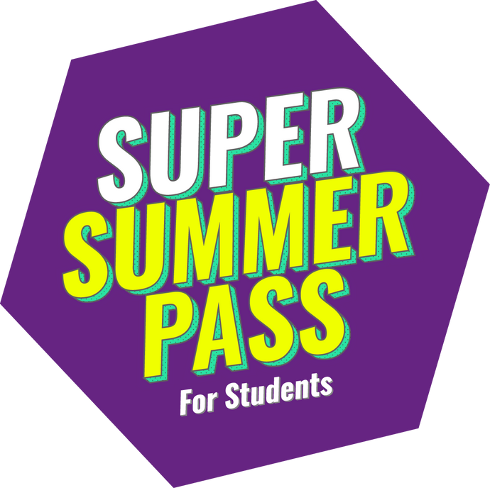 SuperSummerPass (For Students)