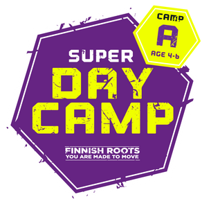 Super Day Camp For Xmas (Camp A) Aged 4-6