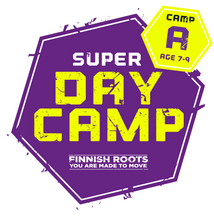 Super Day Camp For Xmas (Camp A) Aged 7-9