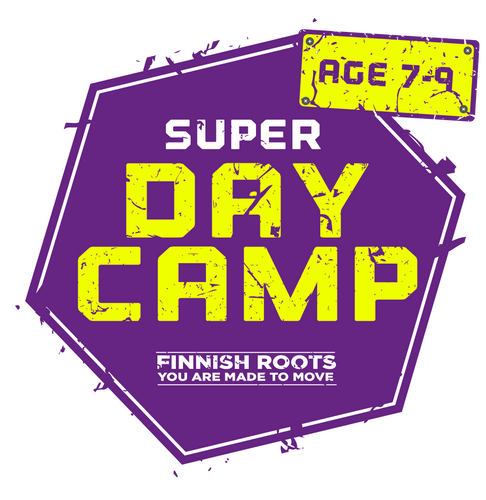 SuperDayCamp Aged 7-9 (Camp B)
