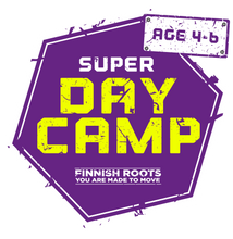 SuperDayCamp Aged 4-6 (Camp A)