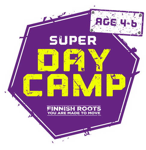 SuperDayCamp Aged 4-6 (Camp B)