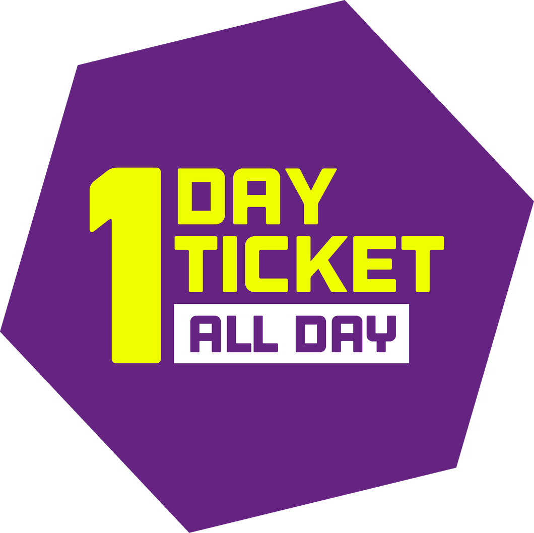 Nethersole Charity Foundation All Day Ticket Redemption