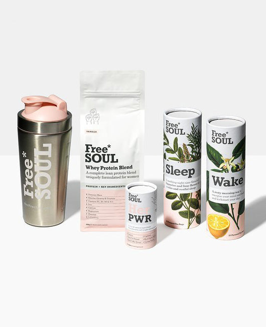 Free Soul Whey Collection