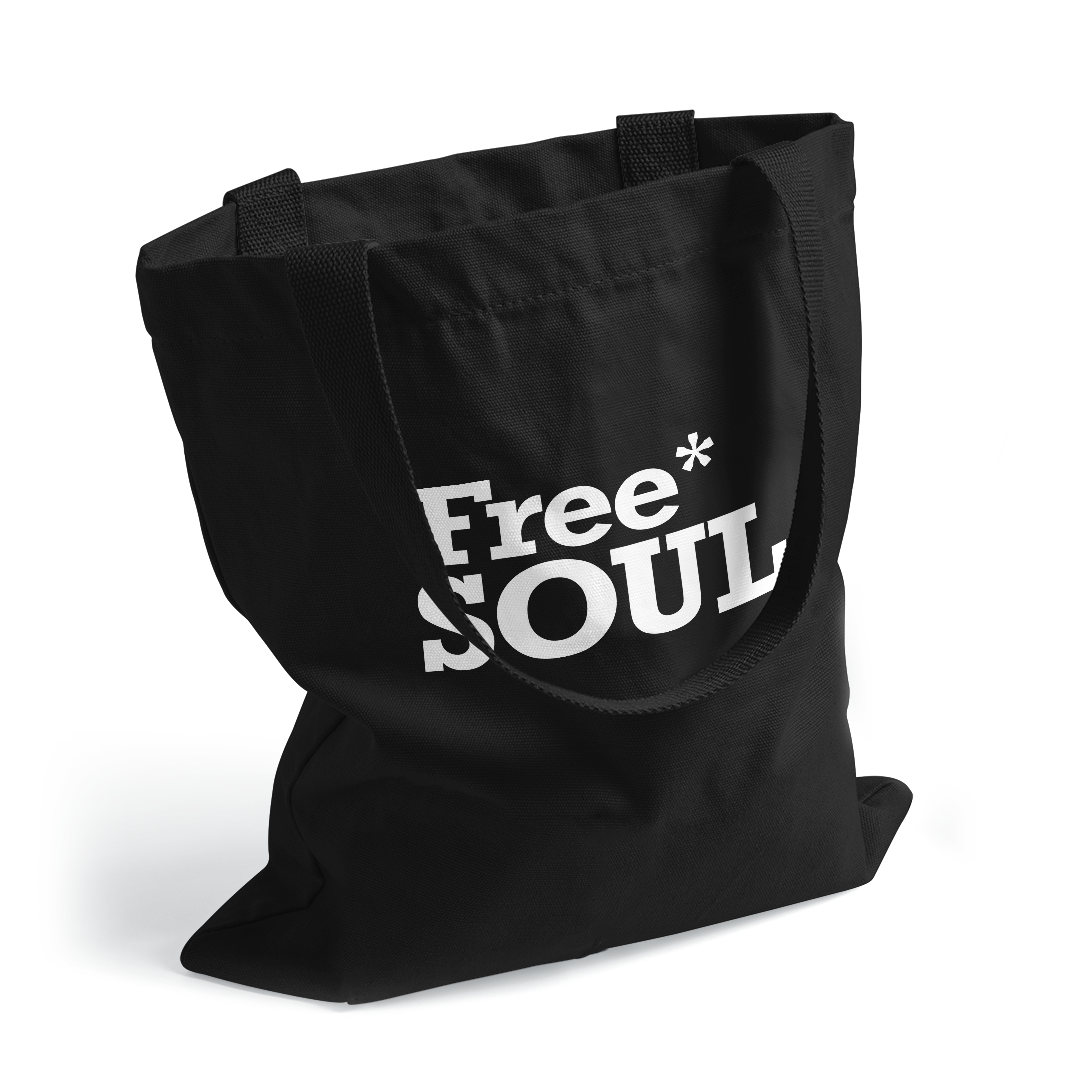 An image of Free Soul - Tote Bag