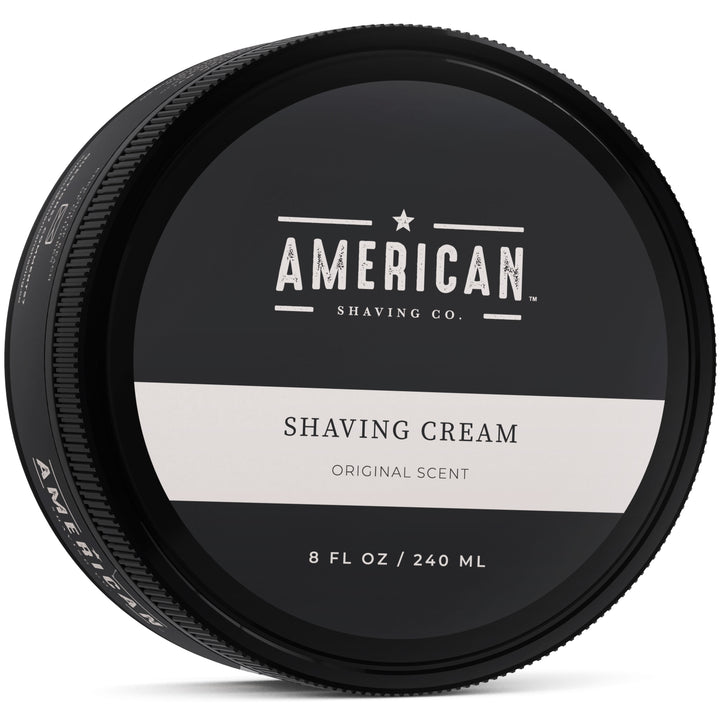 American Shaving After-Shave Balm, Original Masculine Scent, 4 fl. oz. (Packaging May Vary)