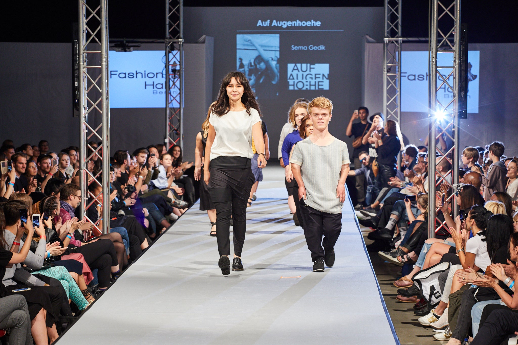 Best Graduate Designer Runway — Berlin Fashion Week