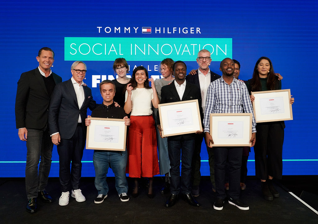 AUF AUGENHOEHE x TOMMY HILFIGER SOCIAL INNOVATION CHALLENGE