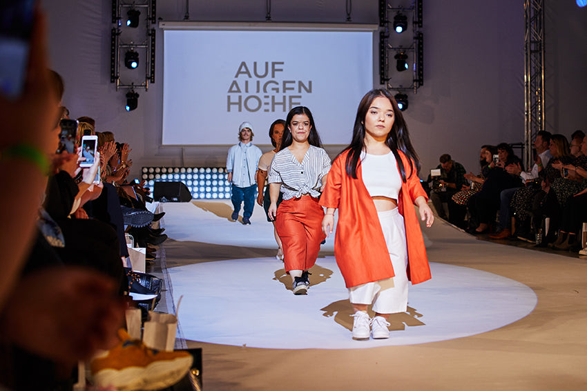 Diversity Fashion Show Auf Augenhoehe Fashion for little People