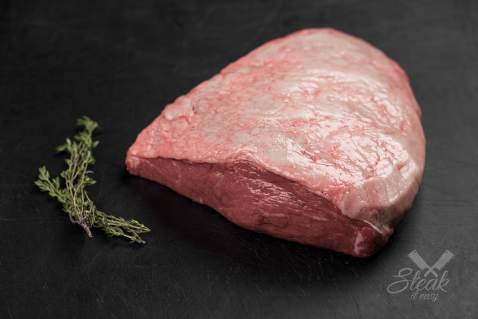 Picanha, Grain-Fed